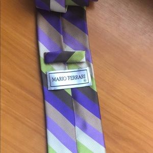 Accessories - Mario Ferrari Necktie